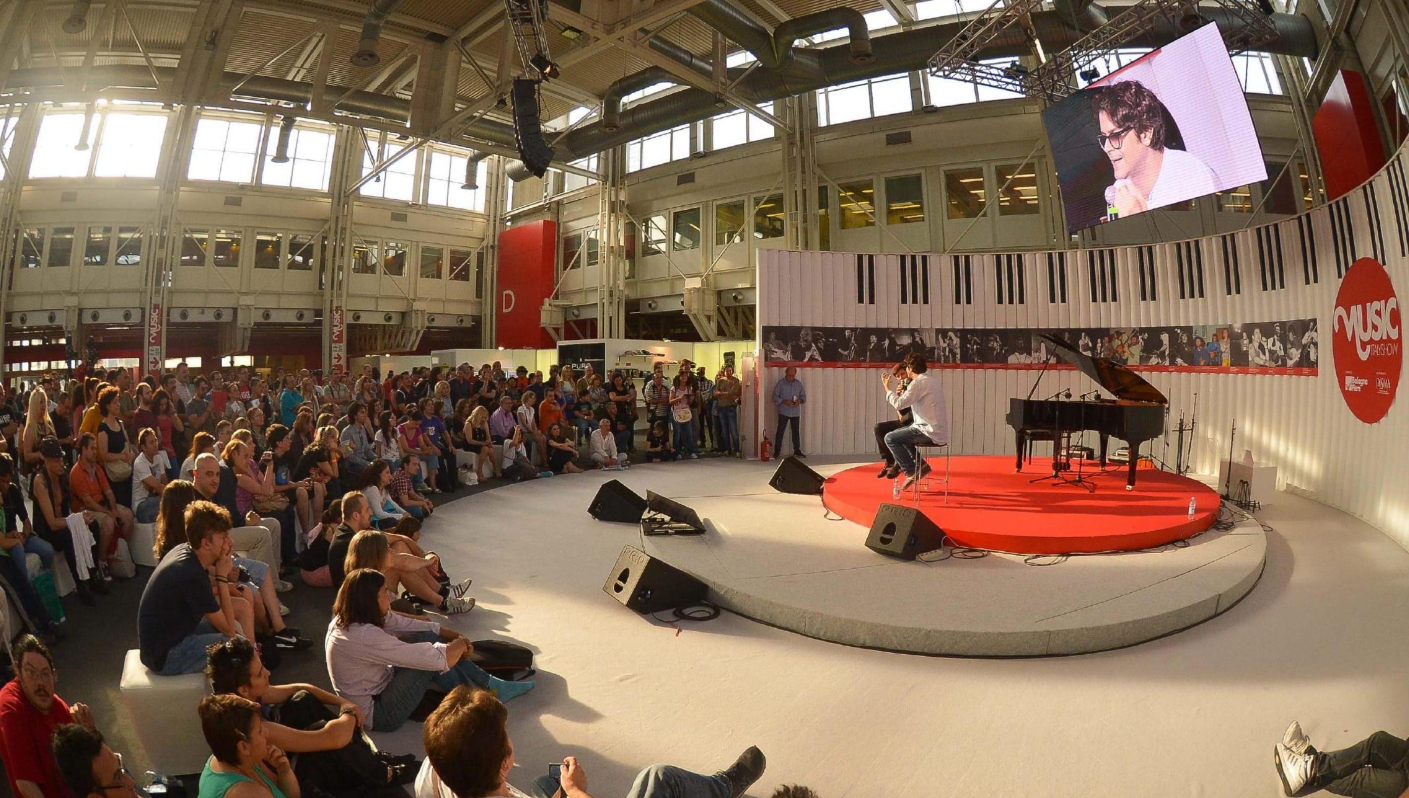 Music Italy Show - Bologna