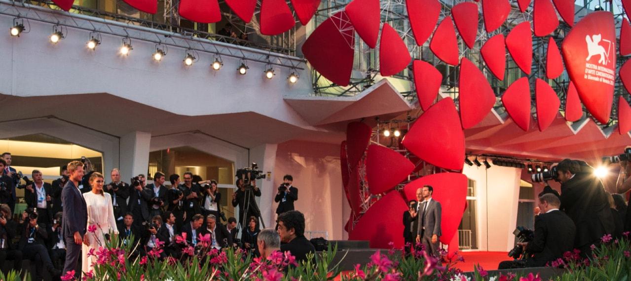 Thomas Degasperi e Susanna Cicali - Festival del Cinema di Venezia