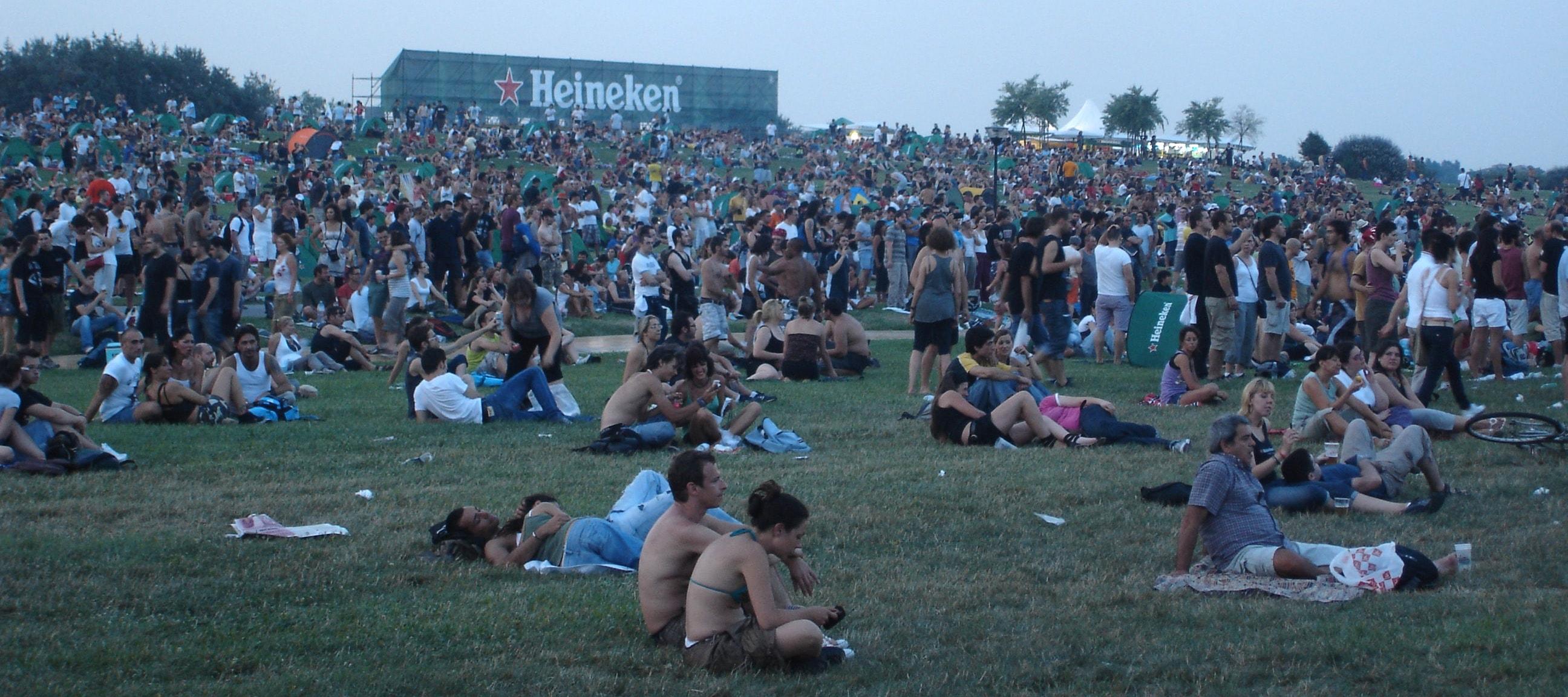 Heineken Music Festival
