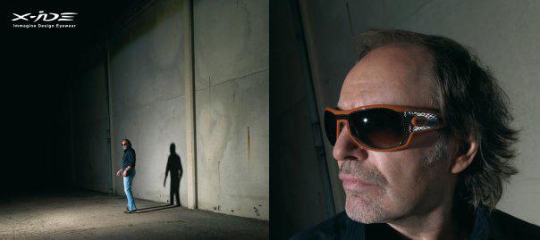 Vasco Rossi - Immagine Eyewear V-IDE
