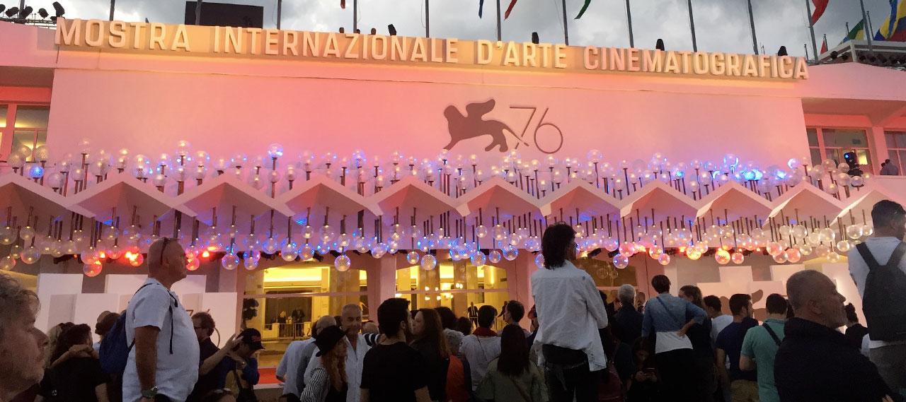 76° Festival del Cinema di Venezia
